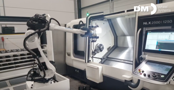 The robotic arm: our latest automation step