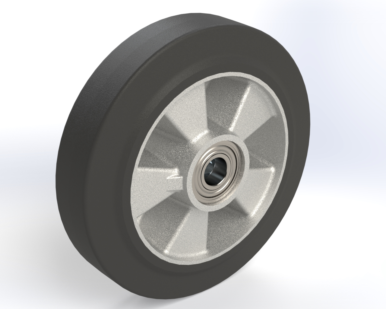 Series EZ ball bearing, Wheels