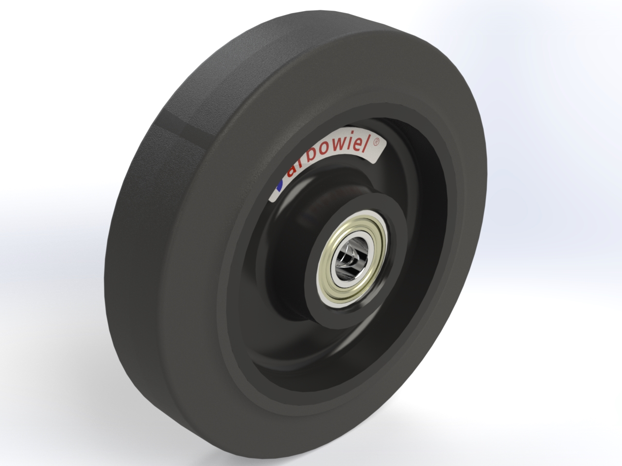 Series LA (Arbo) ball bearing, Wheels