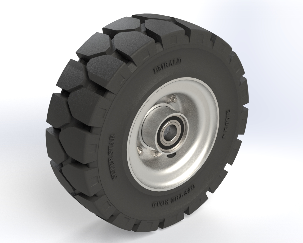 Series SL ball bearing, Wheels
