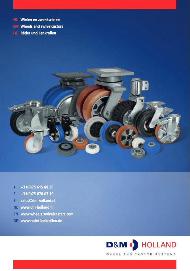 DM Wheel Systems wielencatalogus